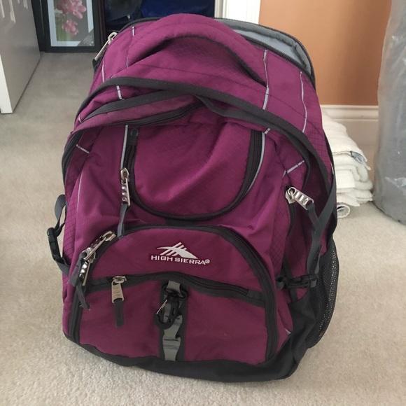 cd8362be0 High Sierra Handbags - High Sierra Access Laptop Backpack